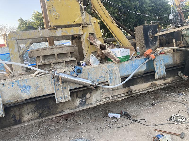 珠海大道改扩建工程项目水泥搅拌桩